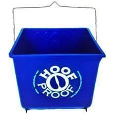 Hoof proof square calf/multi purpose bucket 5 lt